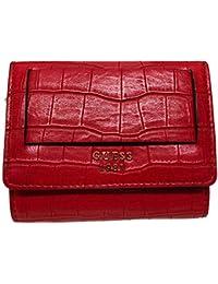 Guess - Cartera para Mujer Rojo Rojo pequeño cef683f765ee