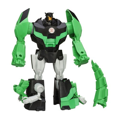 Transformers Robots in Disguise 3 Step Change Grimlock Action Figure