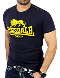 Lonsdale Herren Langarmshirt T-Shirt Smith Reloaded