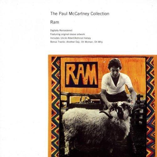 Ram by Mccartney, Paul Extra tracks, Import, Original recording remastered edition (1993) Audio CD