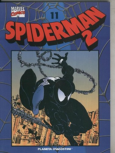 Coleccionable Spiderman volumen 2 numero 11