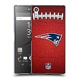 Head Case Designs Offizielle NFL Fußball 2018/19 New England Patriots Soft Gel Hülle für Sony Xperia Z5 Premium/Dual