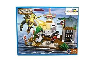 Due Esse mi007376-Construcción Casquillo al Isla de los Piratas