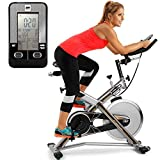 BH Fitness MKT Jet Bike Pro H9162RF Bicicleta Ciclismo Indoor. Volante inercia 22 Kg....