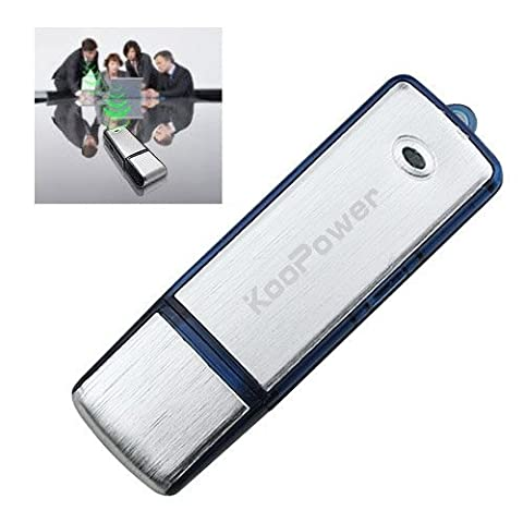 4GB USB Flash Memory Stick Voice Recorder Dictaphone