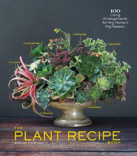 Preisvergleich Produktbild The Plant Recipe Book: 100 Living Arrangements for Any Home in Any Season