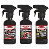 Sheeba Multipurpose Tyre Cum Car Polish Kit