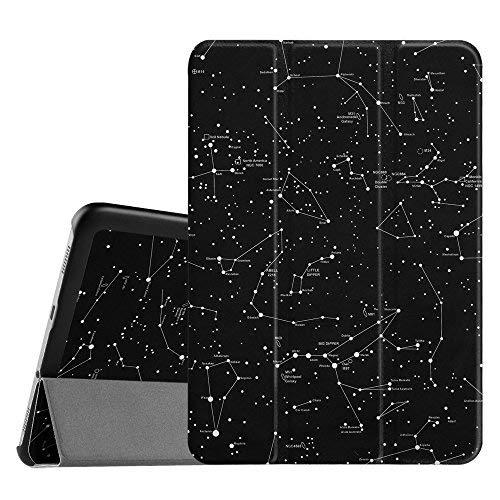 Fintie Samsung Galaxy Tab S2 8.0 Custodia - Ultra Sottile Di Peso Leggero Tri-Fold Case Cover Con Auto Sonno/Sveglia per Samsung Galaxy Tab S2 8.0' (8 pollici) Tablet, Constellation