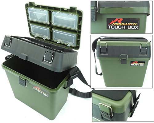 Roddarch Fishing Tackle Seat Box...