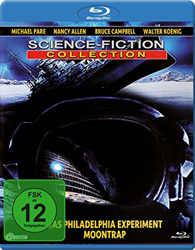 science-fiction-collection-das-philadelphia-experiment-moontrap-2er-schuber-blu-ray-import-allemand