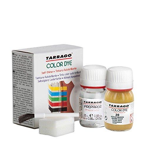 Tarrago Selbst Glanz Farbe Farbstoff und Aufbereiter 25 ml - Brauner zucker #20