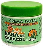 Gesichtscreme Baba de Caracol + Aloe Vera Schneckencreme 109g