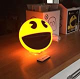 Lámpara con efecto de sonido Pac-Man - Comecocos