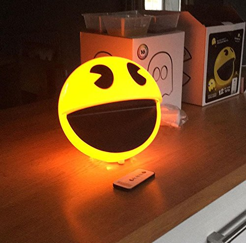 Close Up Pac-Man Lampe Pac-Man mit Sound