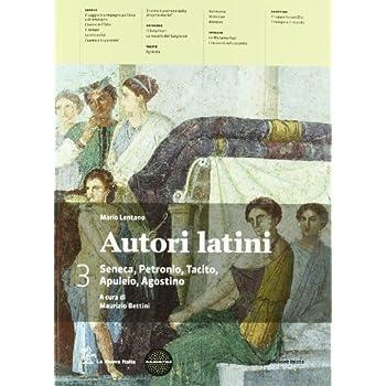 Autori Latini. Per Le Scuole Superiori. Con Espansione Online: 3
