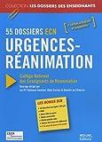 55 Dossiers ECN urgences-réanimation