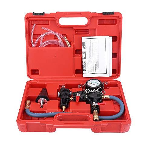 Preisvergleich Produktbild HYCy Auto Radiator Coolant System Staubsauger und Kuuml;hlmittel Nachfuuml;ll Tool Kit Wasser Frostschutz Wechsler