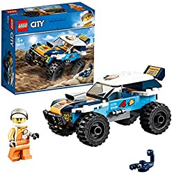 LEGO City - Auto da rally del deserto, 60218