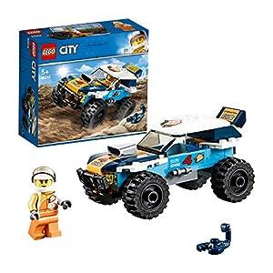 LEGO City - Auto da rally del deserto, 60218  LEGO