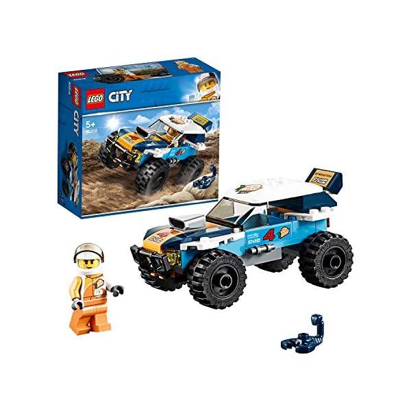 LEGO City - Auto da rally del deserto, 60218 1 spesavip