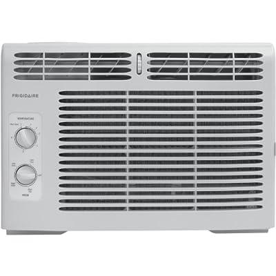 Frigidaire 5,000 BTU 115V Window-Mounted Mini-Compact Air Conditioner w/Mechanical Controls, FFRA0511Q1