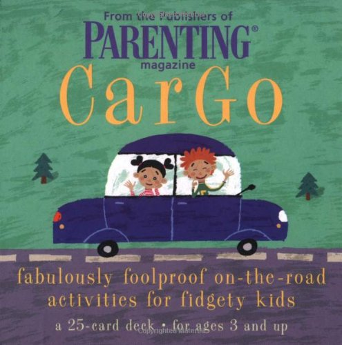 Car Go Cards: Fabulously Foolproof On-the-Road Activities for Fidgety Kids (Fun Card Decks) (Card Decks Playing Fun)