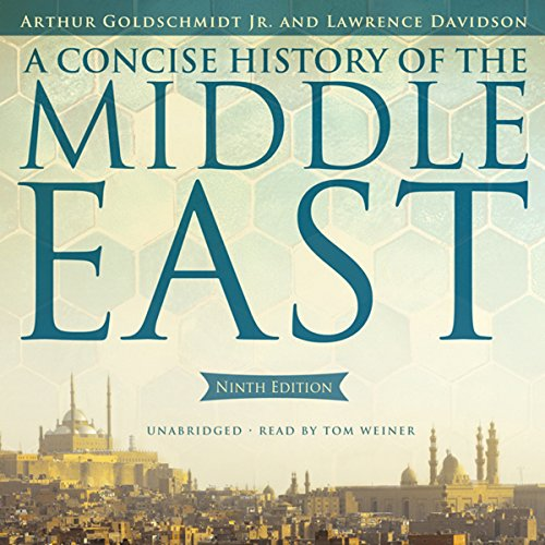 A Concise History of the Middle East, Ninth Edition  Audiolibri