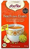 10 x Yogi Tee BIO Nach dem Essen - Digestiv Tee (=10er Pack) (frachtfreie Lieferung innerhalb Deutschlands)