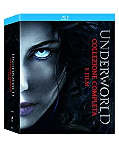 Underworld: Complete Collection (5 Blu-Ray)