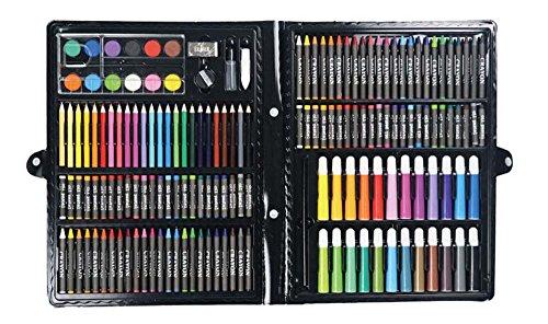 Kunst Zeichensätze, 167 Stück Kunst Set Kinder / Kinder Färbung Zeichnung Malerei Arts & Crafts Fall