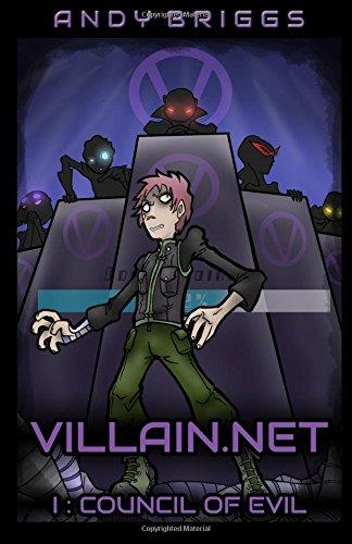 Villain.net 1: Council of Evil