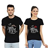 Mrins Couple T Shirts | Made of 100% Cotton,Bio washed and Premium Quality - Best Reviews Guide