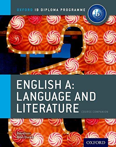 Ib course book: english A, language & literature. Per le Scuole superiori. Con espansione online (Ib Course Companions)