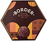Border Biscuits, Surtido de galleta fresca (Chocolate negro y jengibre) - 500 gr.