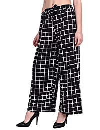 RMG Fashion Relaxed Women's Palazzo Pants Trousers