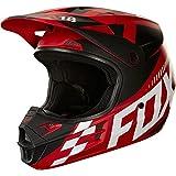 Fox Helmet V-1 Sayak, ECE Red