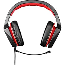 Lenovo ROW - GXD0J16085 - Auriculares Y Gaming USB 3.5mm Estéreo digital 7.1 surround / Iluminaciòn LED/ Micrófono removible / Cancelación de Ruido / Control del Volumen