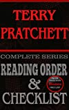 Terry Pratchett: Complete Series Reading Order & Checklist (Great Authors Reading Order & Checklists Book 11) (English Edition)