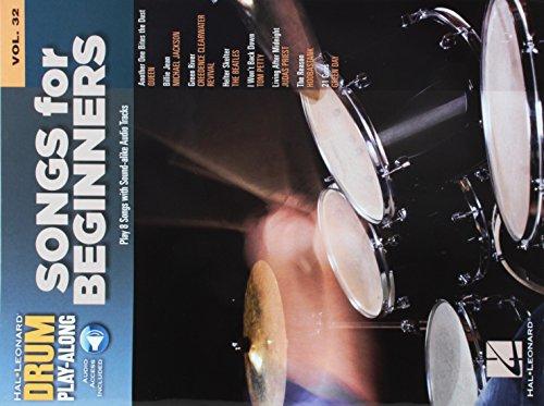 Songs for Beginners Batterie +CD (Drum Playalong)