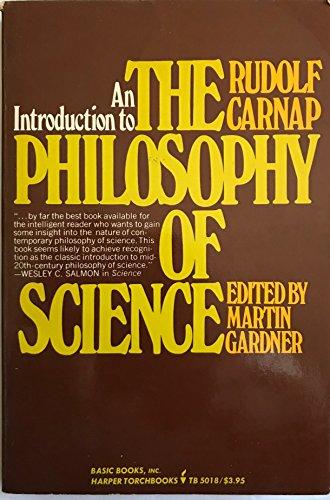 Intro Philos Science por Carnap