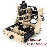 Saver Kits 500mW Desktop DIY CNC Micro Laser Graviermaschine Montage