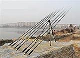 STEAM PANDA Angelrute Stange Halterung Stativ Teleskop Angelrute Angelrute Verdicken Unterstützt Bis Zu 7 Angelruten