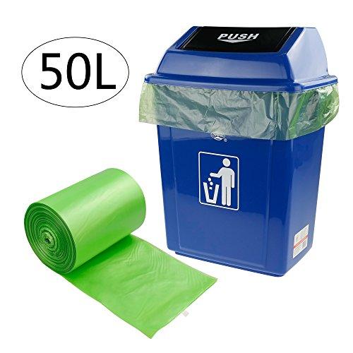 Annkky 50 litro di immondizia, 125 sacchetti