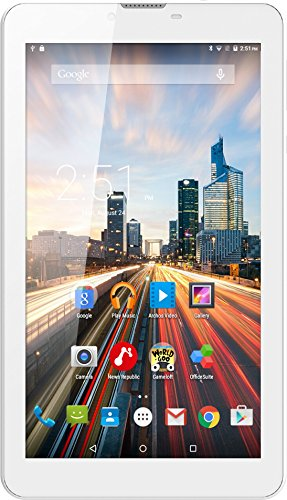 Archos Helium 70b 8GB 3G 4G Color blanco