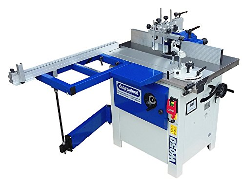 Charnwood W050P Package Deal: Spindle Moulder With Square Table