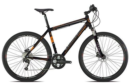 TORPADO BICICLETA CROSSFIRE DISC 283X 9V ALU TALLA 52NEGRO (TREKKING)/BICYCLE CROSSFIRE DISC 283X 9S ALU SIZE 52BLACK (SENDERISMO)