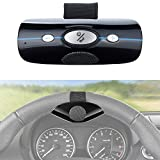 Callstel Freisprecher: Lenkrad-Freisprecheinrichtung BFX-300.mini, mit Bluetooth & Multipoint (Autofreisprechanlage)