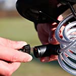 Ultrasport-Lucchetto-per-Bicicletta-a-Spirale-con-2-ChiaviAntifurto-a-Spirale-per-Biciclette-Lunghezza-150-cm-Ottimo-per-Fissare-Accessori-Quali-Casco-Sellino-e-Altri-Oggetti-a-Biciclette-Nero
