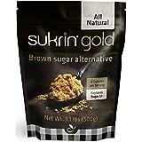 Sukrin Gold All Natural Stevia Sweetener Brown Sugar Alternative 500 g