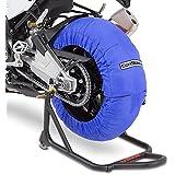 Couvertures Chauffantes Yamaha YZF-R1 ConStands Superbike 60-80 °C Paire Bleu